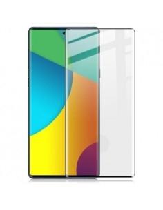 Kijelzővédő karcálló edzett üveg Samsung Galaxy Note 10 típusú telefonhoz - IMAK