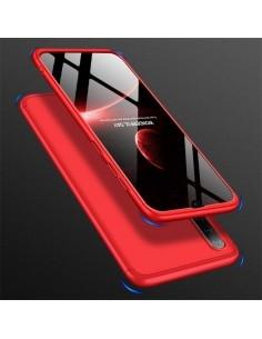 GKK három részes tok Samsung Galaxy A50 készülékhez - PIROS