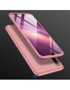 GKK három részes tok Samsung Galaxy A50 készülékhez - RÓZSAARANY