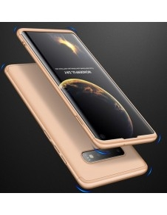 GKK három részes tok Samsung Galaxy S10 készülékhez - ARANY