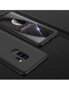 GKK három részes tok Samsung Galaxy S9 Plus készülékhez - FEKETE