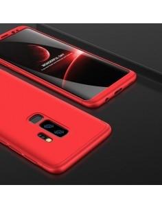 GKK három részes tok Samsung Galaxy S9 Plus készülékhez - PIROS