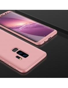 GKK három részes tok Samsung Galaxy S9 Plus készülékhez - RÓZSAARANY