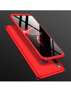 GKK három részes tok Huawei P30 Lite készülékhez - PIROS