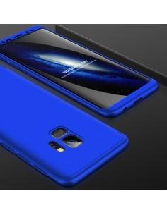 GKK három részes tok Samsung Galaxy S9 készülékhez - KÉK