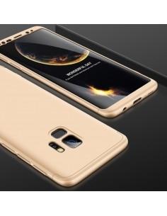 GKK három részes tok Samsung Galaxy S9 készülékhez - ARANY