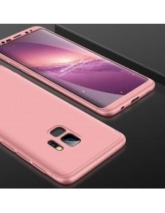 GKK három részes tok Samsung Galaxy S9 készülékhez - RÓZSAARANY