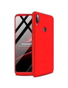 GKK három részes tok Huawei Y9 (2019) készülékhez - PIROS