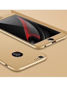 GKK három részes tok Apple iPhone 6 / 6s készülékhez - ARANY