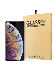 Kijelzővédő karcálló edzett üveg Apple iPhone 11 Pro Max típusú telefonhoz