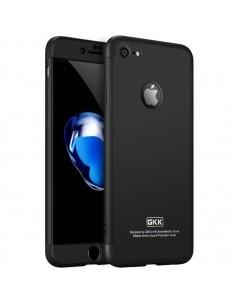 GKK három részes tok Apple Iphone 7 / 8 készülékhez - FEKETE