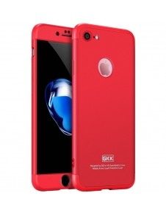 GKK három részes tok Apple Iphone 7 / 8 készülékhez - PIROS