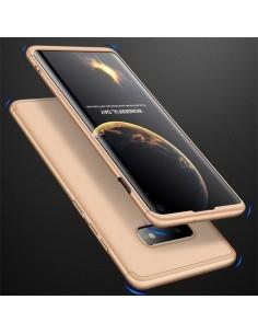 GKK három részes tok Samsung Galaxy S10e készülékhez - ARANY
