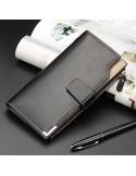 Baellerry telefontartó pénztárca karpánttal 19x10.5x2 cm - FEKETE