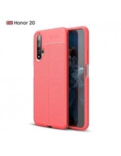IVSO TPU rugalmas tok Huawei Nova 5T / Honor 20 készülékhez - PIROS