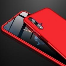 GKK három részes tok Huawei Nova 5T / Honor 20 készülékhez - PIROS