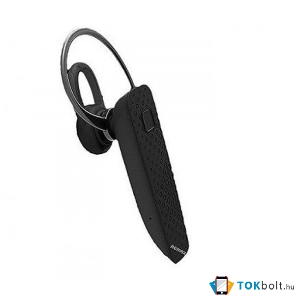 Remax RB-T7 fekete bluetooth headset