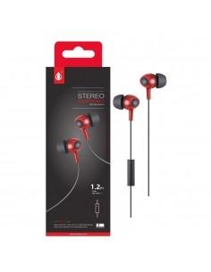OnePlus P5159 piros csomagolt stereo headset