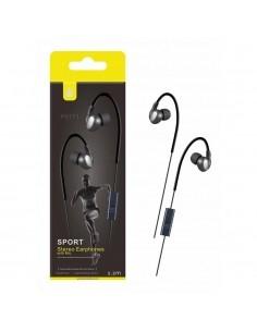 OnePlus P5171 fekete-szürke csomagolt stereo headset