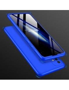 GKK három részes tok Samsung Galaxy A51 készülékhez - KÉK