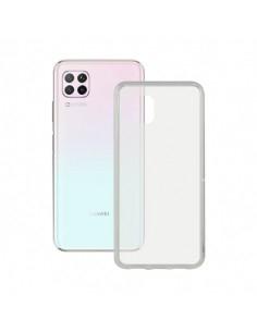 Rugalmas TPU tok Huawei P40 Lite készülékhez - ÁTTETSZŐ