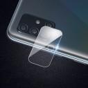 Telefon kamera védő üveg Samsung Galaxy A71 típusú készülékhez