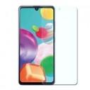 Kijelzővédő karcálló edzett üveg Samsung Galaxy A41 típusú telefonhoz