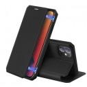 DUX DUCIS Skin X telefontok iPhone 12 / 12 Pro készülékhez - FEKETE