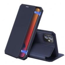 DUX DUCIS Skin X telefontok iPhone 12 / 12 Pro készülékhez - KÉK