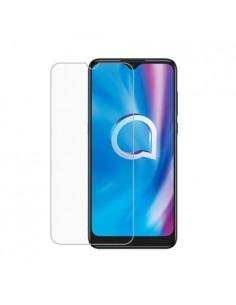 Kijelzővédő karcálló edzett üveg Alcatel 1S (2020) típusú telefonhoz