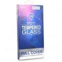 Full glue Samsung G975 Galaxy S10 Plus fekete hajlított 5D előlapi üvegfólia
