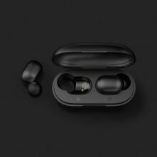 XIAOMI HAYLOU GT1 TWS Touch Bluetooth 5.0 sztereó vezeték nélküli fülhallgató - FEKETE