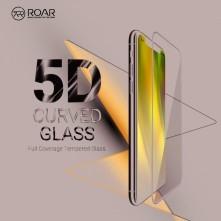 ROAR 5D kijelzővédő karcálló edzett üveg