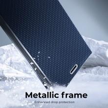 FORCELL LUNA tok Samsung Galaxy A12 telefonhoz - KÉK