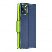MERCURY GOOSPERY tok Samsung Galaxy A12 telefonhoz - KÉK-ZÖLD