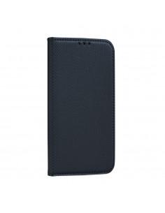 SMART notesz telefontok Samsung Galaxy A12 készülékhez - FEKETE