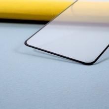 Kijelzővédő karcálló edzett üveg Samsung Galaxy A12 típusú készülékhez - 1 db