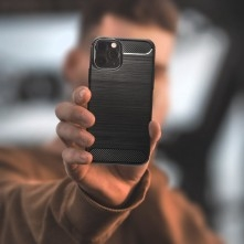 FORCELL CARBON telefontok - FEKETE
