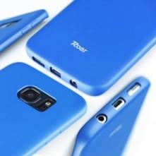 ROAR JELLY rugalmas tok Samsung Galaxy A72 5G / A72 készülékhez - KÉK