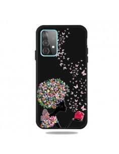 Rugalmas TPU tok Samsung Galaxy A72 5G készülékhez - SZÍNES