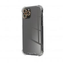 ARMOR JELLY tpu tok Samsung Galaxy A12 készülékhez - ÁTTETSZŐ