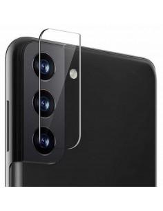 Telefon kamera védő üveg Samsung Galaxy S21 típusú készülékhez