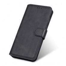 Oldalra nyíló tok Xiaomi Redmi K40 Pro telefonhoz - FEKETE