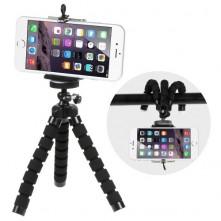 Telefon, táblagép, kamera állvány