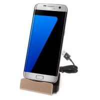 Micro USB asztali töltő