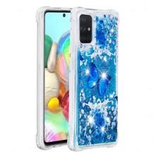 Mozgó csillámos - Liquid Glitter telefontokok